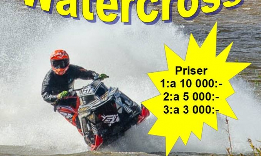 Motorevent Watercross